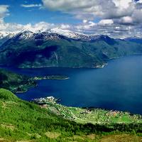 Fjordok mentén - Bergen, Norvégia