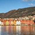 Bergen, Norvégia