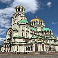 Ahol templomtornyok nyújtóznak az égig - Szófia