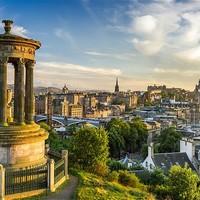 Skót romantika - Edinburgh