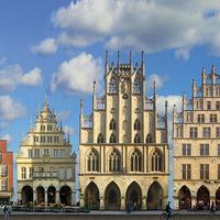 A sokoldalú város - Münster