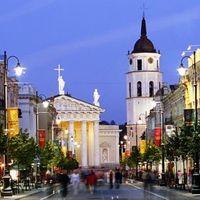Meglepetés északon - Vilnius