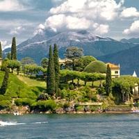 Milánó, Torinó, Párma, Genova, Comói-tó, Verona