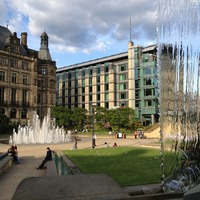 Doncaster és Sheffield, Anglia