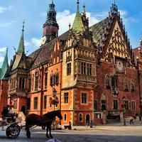 Wroclaw, Lengyelország