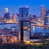 Rotterdam, Hollandia