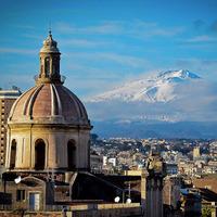 Szicíliai kiruccanás - Catania