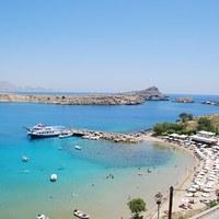 Rodosz, Görögország