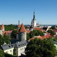 Tallinn, Észtország