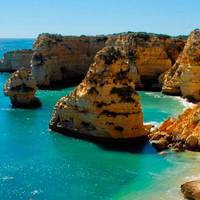 Homokturzások ölelésében - Faro Portugália