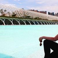 Múlt és jelen találkozása - Valencia