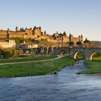 A középkor megelevenedése - Carcassonne