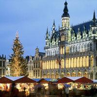 Advent Brüsszelben