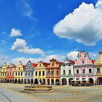 A csehek legszebbje - Telc