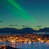 Ahol megigéz a sarki fény - Tromsö, Norvégia