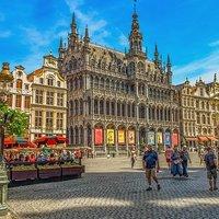 Épületek bűvöletében - Brüsszel