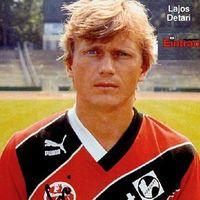 50 éves a világ egykori legdrágább játékosa, Détári Lajos
