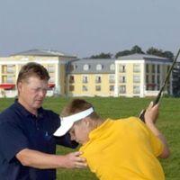 Futball és golf, de nem footgolf - Hahn Árpád, a profi