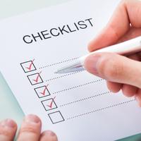 Check-list, keretek, tervek, processzek: jaj!