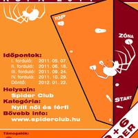 Spider Boulder Kupa - VÉÉGRE!!