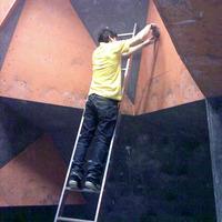 Ujjerő Boulder verseny 2009 03 14