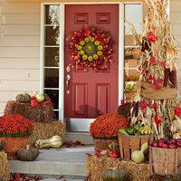 Őszi színekben a kert