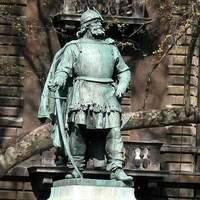 Szondi György, Drégely hőse