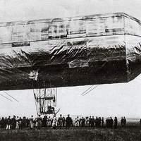 A kormányozható léghajó megálmodója