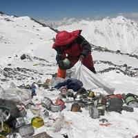 Fertőzésveszély a Mount Everesten