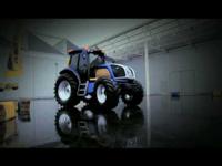 Az első hidrogénhajtású traktor