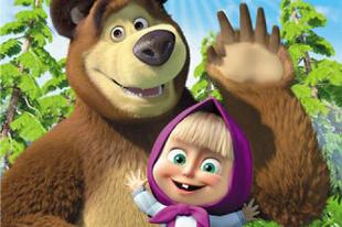Mása és a medve (2. évad)