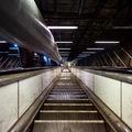 M3-as metró: gépóriásokat szállítanak darabokban a föld alatt