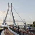 Akár már 2025-ben használatba vehetjük Budapest új hídját
