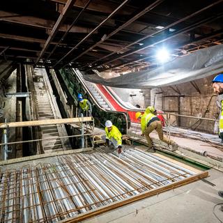 Új szakaszába lép az M3-as metrófelújítás: a ferdeliftek beépítése indulhat el