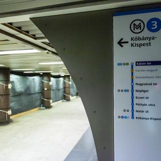 Így haladt 2020-ban az M3-as metró belvárosi állomásainak felújítása - részletekkel és képekkel