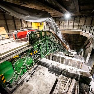 M3-as metró: a föld alatt már megkezdődött az állomások teljes átalakulása (fotók)