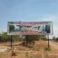 Háború Zambiában!