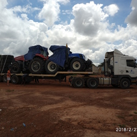 Utazás a kamionnal