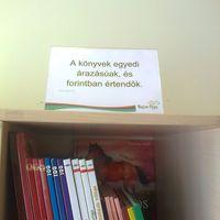 A betétkönyvek, legalábbis