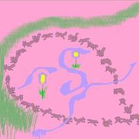 Ficánkoló mókuskák kontúroznak a mező zöld szőrében, avagy mi (az apja f***ról szól) a narkomán pszichiáter vadvirágos álma?