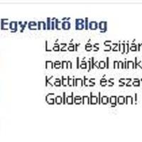 Gratulálunk az Egyenlítő blognak!