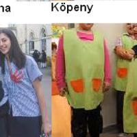 Iskolaköpeny vs. egyenruha