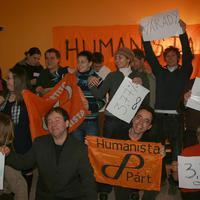 Humanista Párt - 3,68% (vélemény rovat)