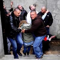 A Fidesz székházban demonstrálók közleménye az Sz. Ferencék ügyében indult eljárás megszüntetéséről