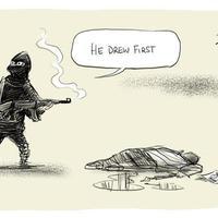 A szólásszabadságba belefér egy karikatúra, Charlie Hebdo kritizálása is, de az erőszak nem