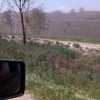 Friss videó felvételek szerint még mindig mérgező porködben három falu lakossága.