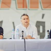 Orbán Viktor végre pontos