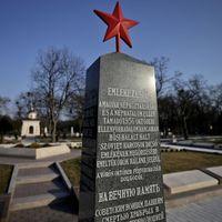 """Feljelentettük Putyint a """"kommunizmus bűneinek"""" tagadása miatt!"""