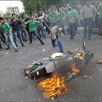 Kettős forradalom Iránban