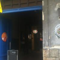 Nemzeti Dohánybolt működik a Tűzraktér helyén
